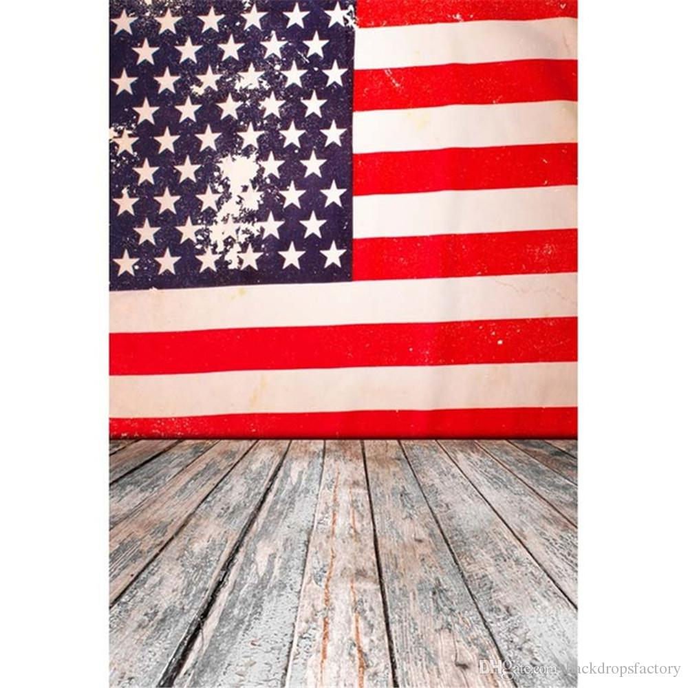2018 american flag wall photography backdrops vinyl digital printed