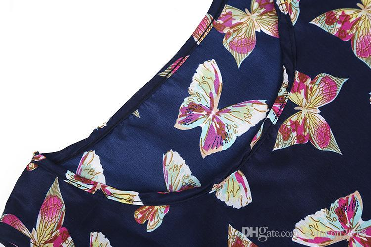 Women Summer Dress sleeveless round neck loose casual dresses Womens Tanks Camis printed mini short dresses plus size woman clothing dress