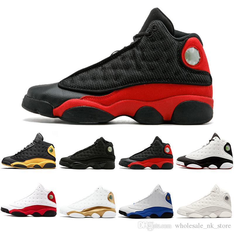 818e9b13bd066 Wholesale New 13 13s Mens Basketball Shoes Class of 2002 Phantom ...