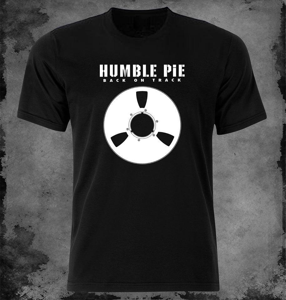Humble Pie Back On Track T Shirt T Shirts Designs Online T Shirt