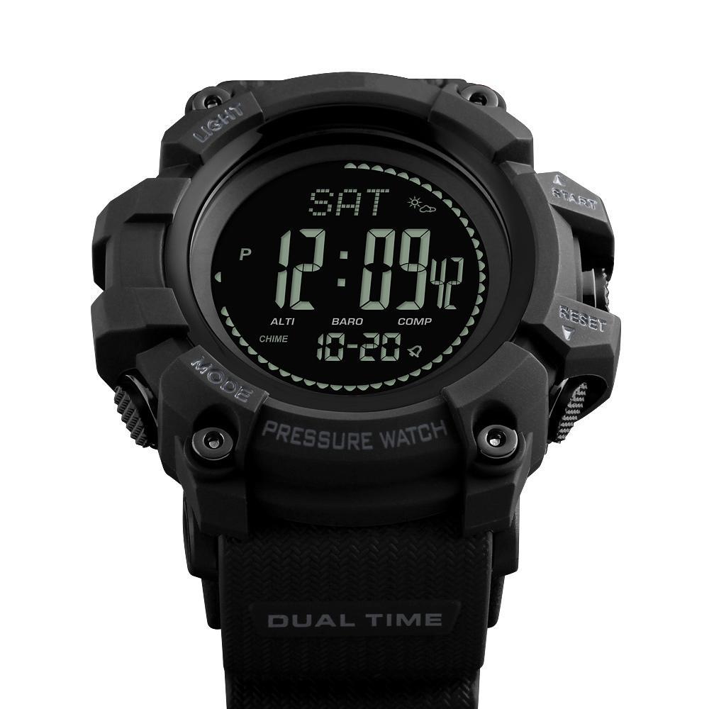 Часы наручные мужские высотомер наручные часы навороченные