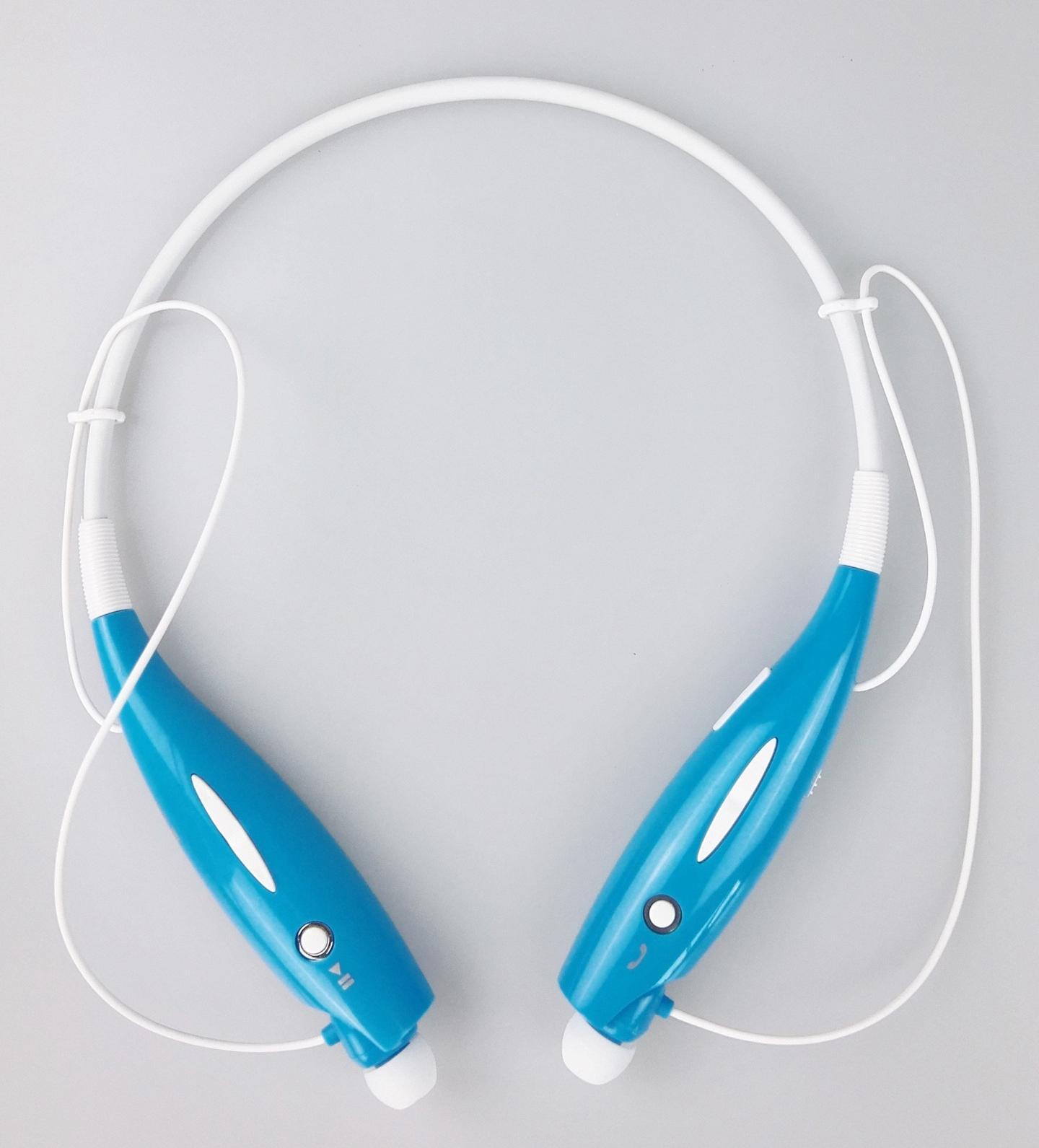 HBS 730 Deporte Banda para el cuello Auriculares In-ear Auriculares inalámbricos Auriculares estéreo Bluetooth HBS730 Para iPhone Galaxy S6 Edge