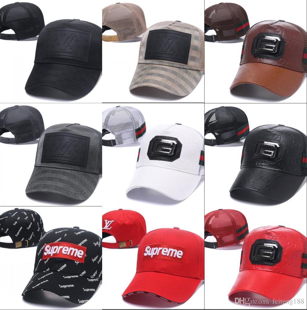 f81c23aa8 2018 new Ball Hats luxury Unisex Spring Autumn Snapback Brand Baseball cap  for Men women Fashion Sport football designer Hat casquette