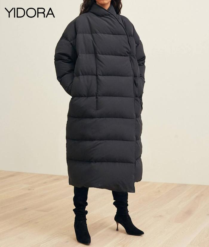 28c341329f9c7 2019 New High End White Duck Down Bondy Down Coat Hot Sale 2018 ...