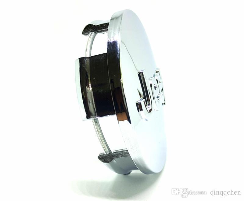 4 шт./лот 64 мм серебряный центр ступицы колеса Cap диски обложка эмблема авто знак для J eep Grand Cherokee Wrangler авто аксессуары