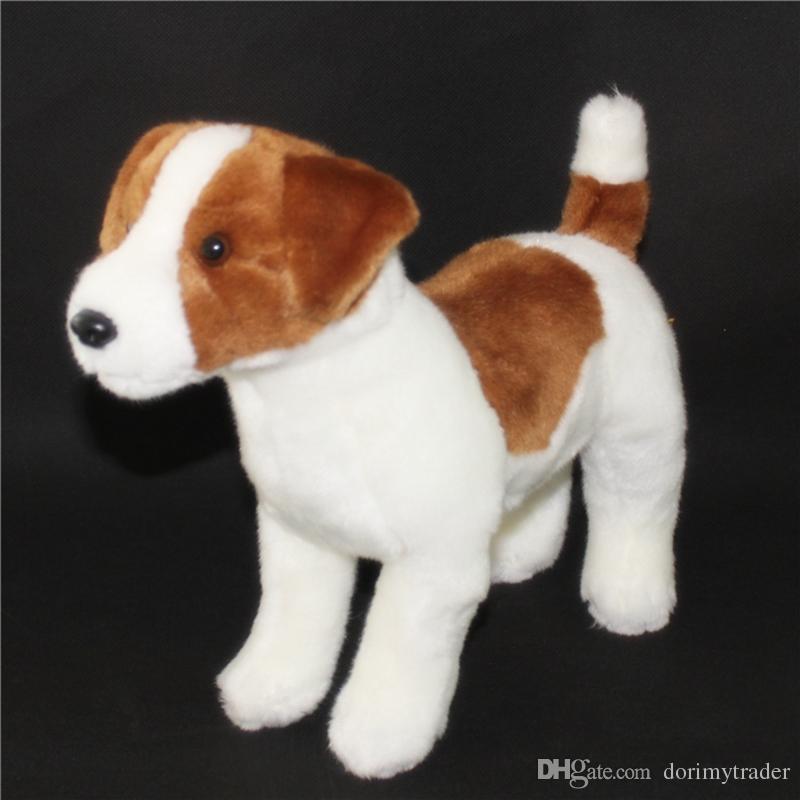 Satın Al Sevimli Gerçekçi Hayvan Beagle Peluş Oyuncak Simülasyon