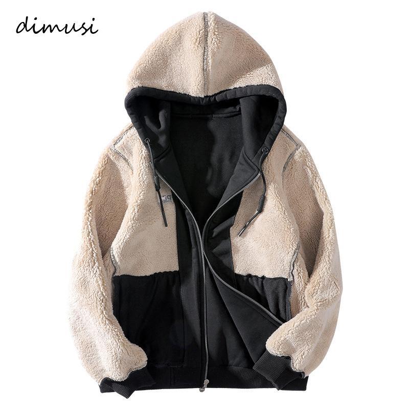 outlet store 9926c d8c22 DIMUSI Winter Bomberjacke Herren Fleece Dicke Warme Mäntel Männlich Outwear  Armee Jacke Taktische Mens Hoodies Kleidung 7XL 8XL, TA225