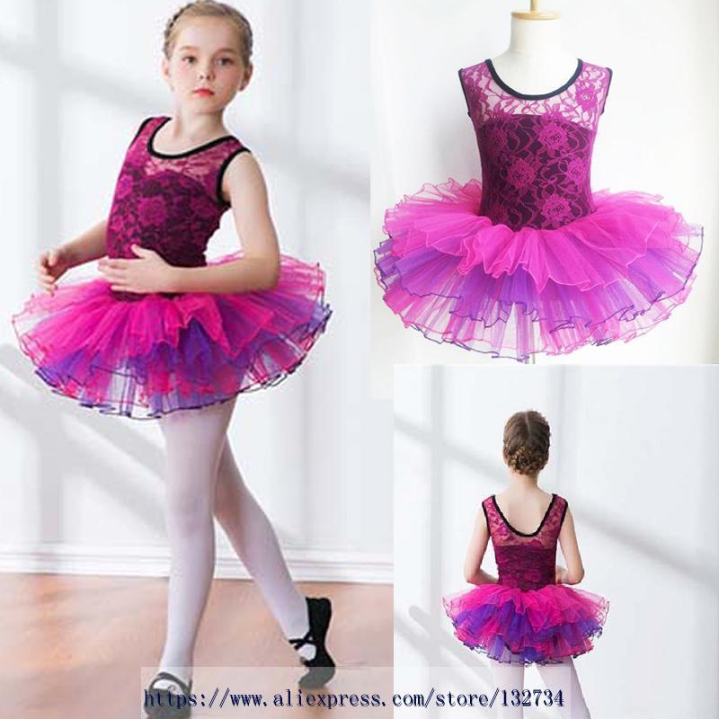 024ed675a 2019 High Quality Girls Dresses Pink Black Cotton Princess Dress ...