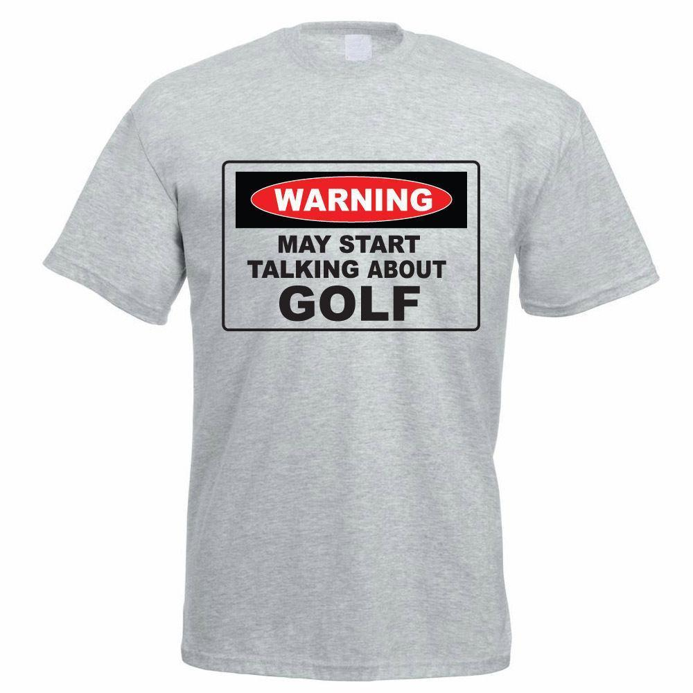 b3d2ad35 Funny Golf T Shirt TALKING ABOUT GOLF Golfing Gift / Dad / Grandad / For Him  T Shirt For A Tee Shirt From Yuxin007, $13.8| DHgate.Com