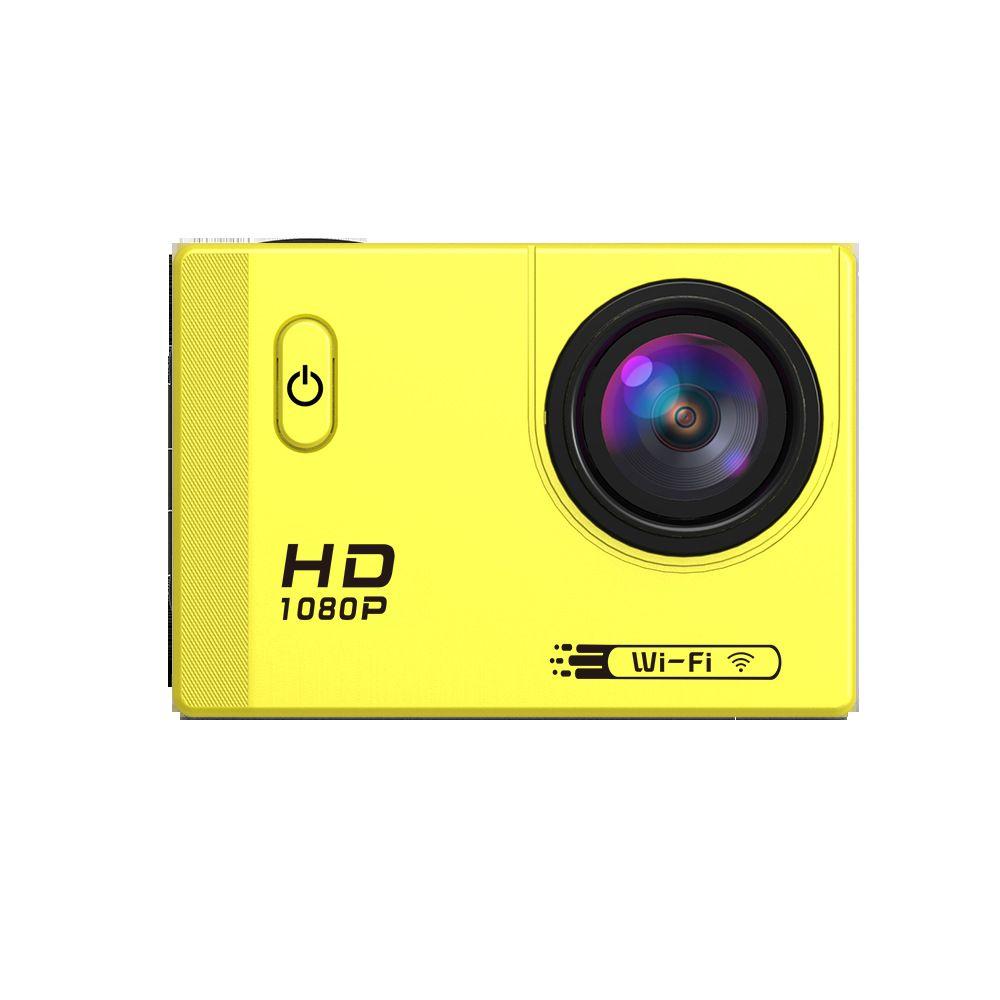 New arrival F71 170º HD Wide-angle Lens WIFI outdoor Adventure 1080P Sport camera Deportiva Helmet Cam 30M underwater waterproof 2.0' Screen