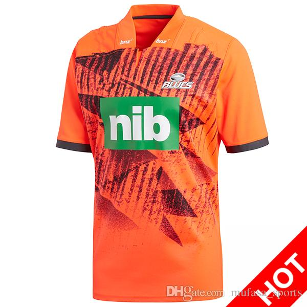 2403a6cf5 2019 Nrl Jersey 2018 2019 Blues Super Rugby Training Jersey Rugby Jerseys  NRL National Rugby League Shirt New Zealand Blues Shirts S 3xl From  Mufasa_sports, ...