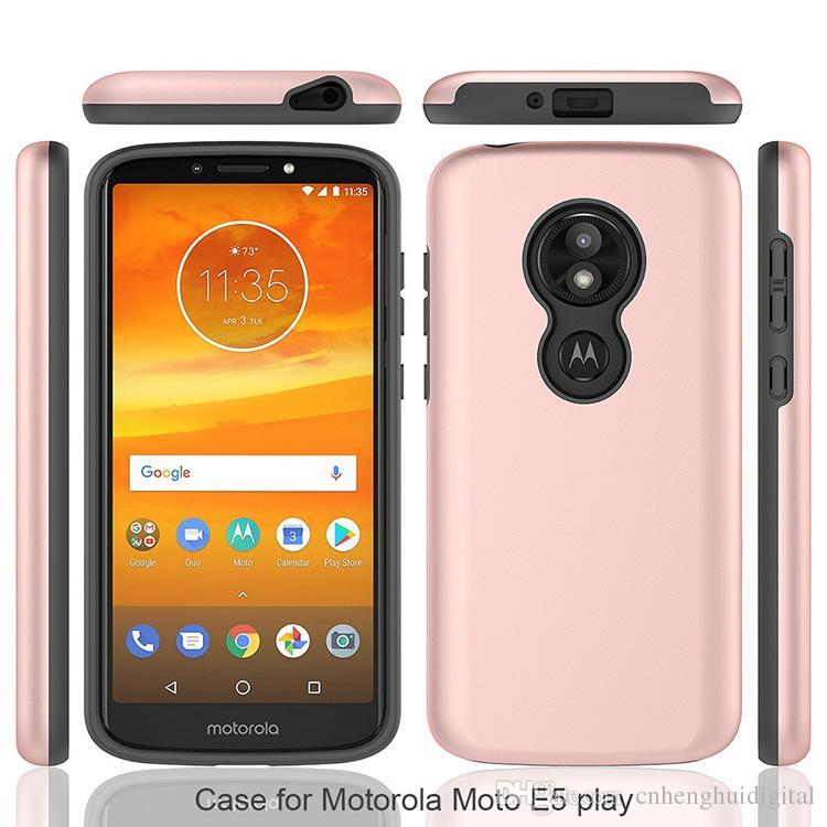 Armor Hybrid Phone Cases For LG K30 K10 2018 Stylo 4 X power 2 Samsung J7  2018 J3 2018 TPU PC ShockProof
