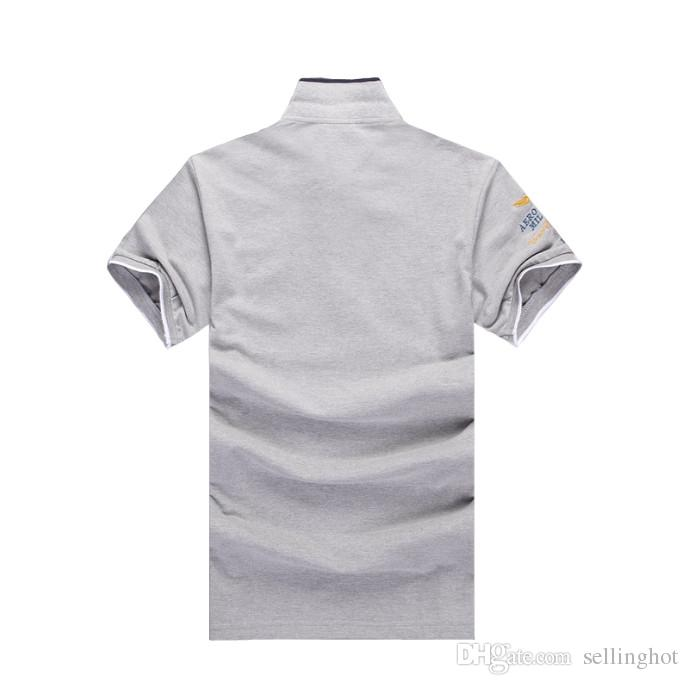 Fashion Polo Shirts Golf Slim Comfortable Designer Formal Polo Shirts with Cotton Blend for Men ,Size S-6XL