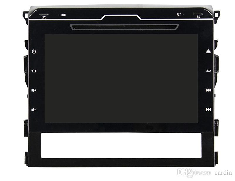 Car DVD player for Toyota Land Cruiser 2016 9inch full touch Octa core Andriod 8.0 with GPS,Steering Wheel Control,Bluetooth,Radio