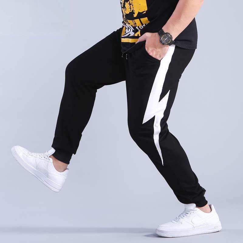 b0aec8a9c636 Acquista Pantaloni Della Tuta Hip Hop Streetwear Pantaloni Della Tuta Larghi  Della Tuta Pantaloni Larghi Di Cotone Pantaloni Della Tuta Da Uomo A $60.8  Dal ...