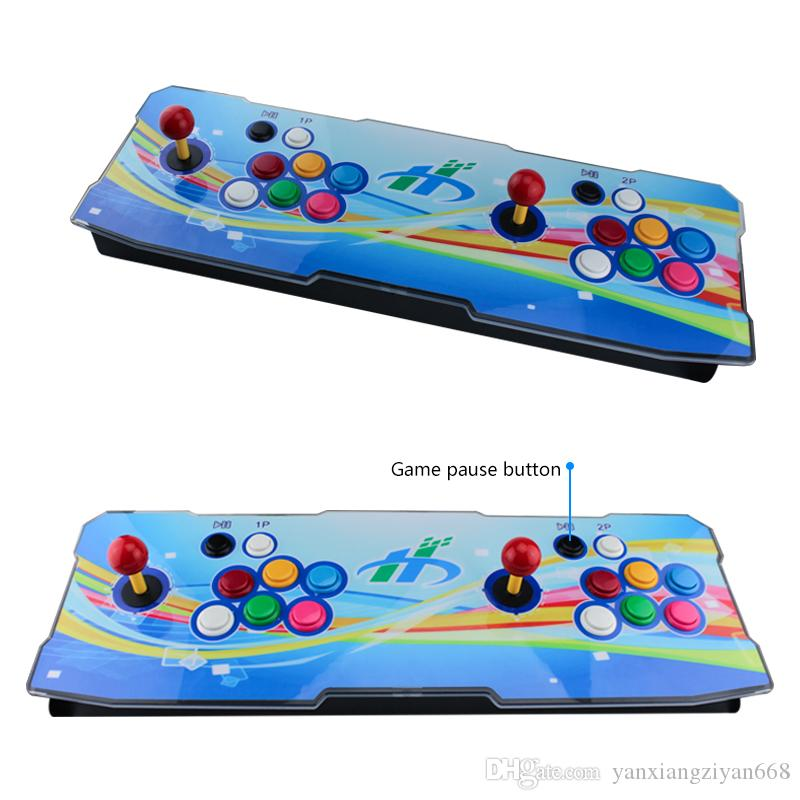 Newest Moonlight Box 6 960in Home Arcade Console Support HDMI/VGA/USB Output for Any Monitor Rainbow Color Consoles ZY-960-1