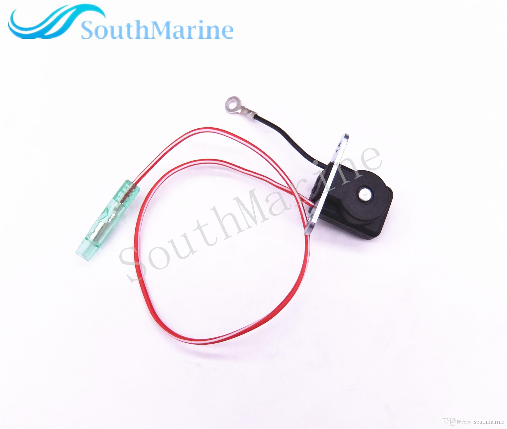 Boat Motor T5-05000100 Pulser Coil Assy for Parsun HDX 2-Stroke T4 T5 T5 8  Outboard Engine