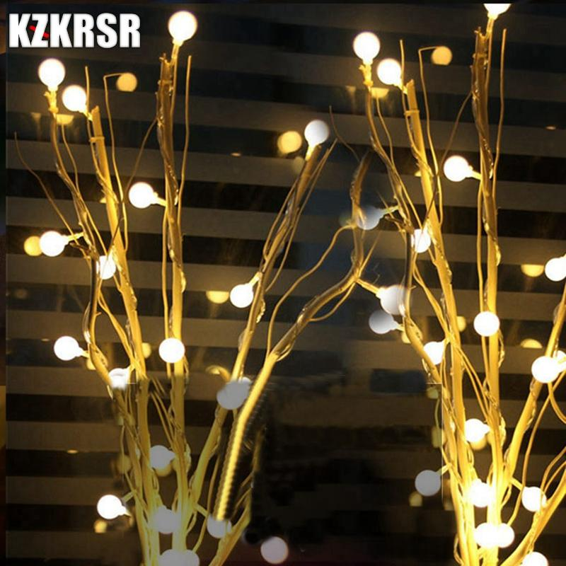 Wholesale kzkrsr led fairy ball string light battery box for party wholesale kzkrsr led fairy ball string light battery box for party christmas wedding outdoor decor waterproof 2m 3m 4m 5m 10m led string lights outdoor aloadofball Choice Image