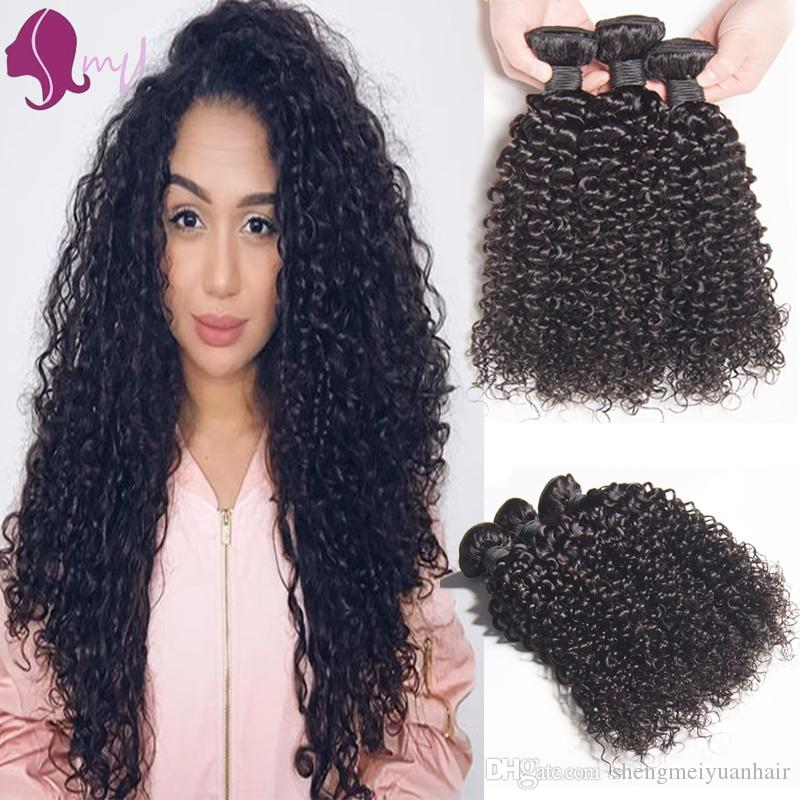 Brazilian Deep Curly Virgin Human Hair Extensionbrazilian Curly