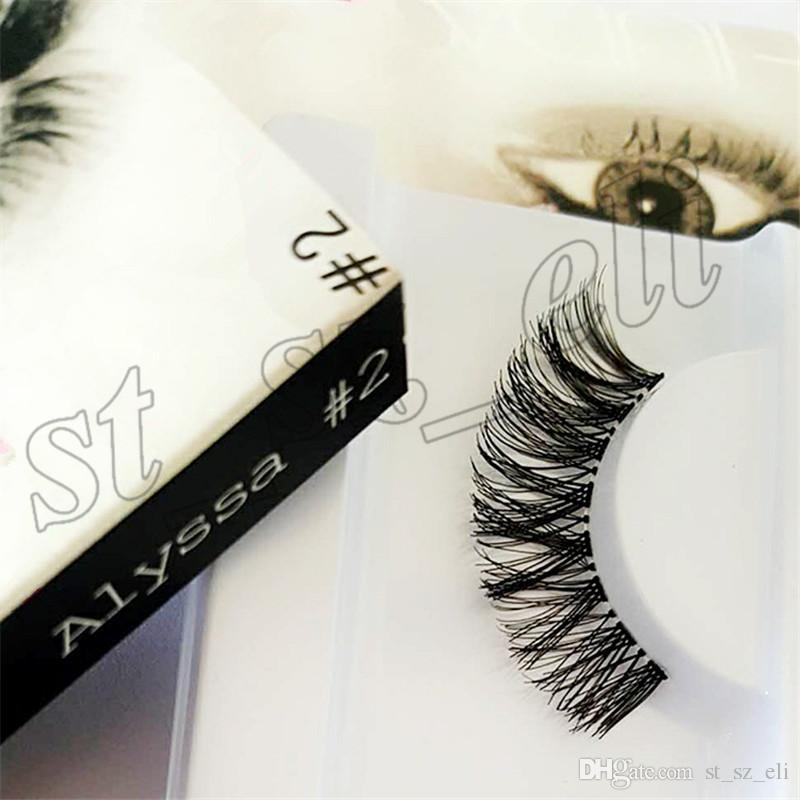 20 kinds Brand False Eyelashes Eyelash Extensions handmade Fake Lashes Voluminous Fake Eyelashes For Eye Lashes Makeup