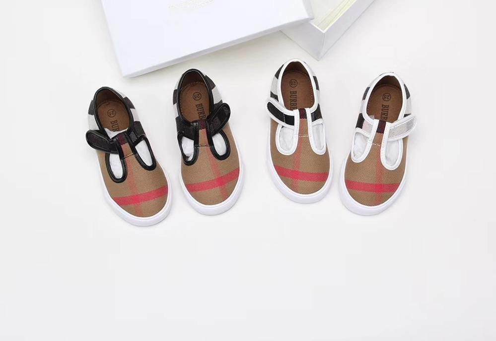 a53b866749f5 A 2018 Fashionable Autumn Bursting Baby Boy And Girl Casual Shoes Kids Flat  Bottom Magic Sticker Fashion Children Single Shoes Toddler Girl Shoes Size 9  Big ...