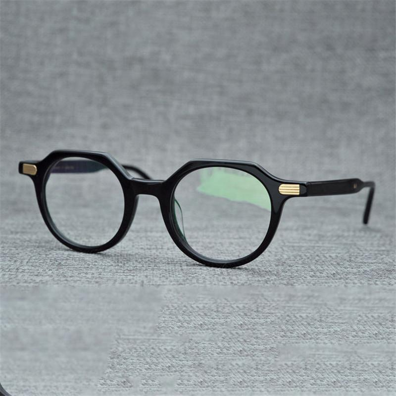 5207a5bb7d Vazrobe Acetate Glasses Men Women Brand Eyeglasses Frames for Male ...
