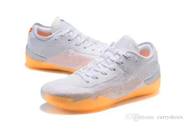 a88d048c7f42 Hot Kobe NXT 360 Mango Shoes Cheap Sale Top Quality Kobe AD 360 Infrared  Basketball Shoe Store Size40 46 Jordans Shoes Sport Shoes From Curryshoes