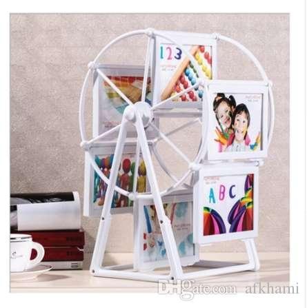 EYFL Photo Frame European Windmill Frame 2 Inch Ferris Wheel ...