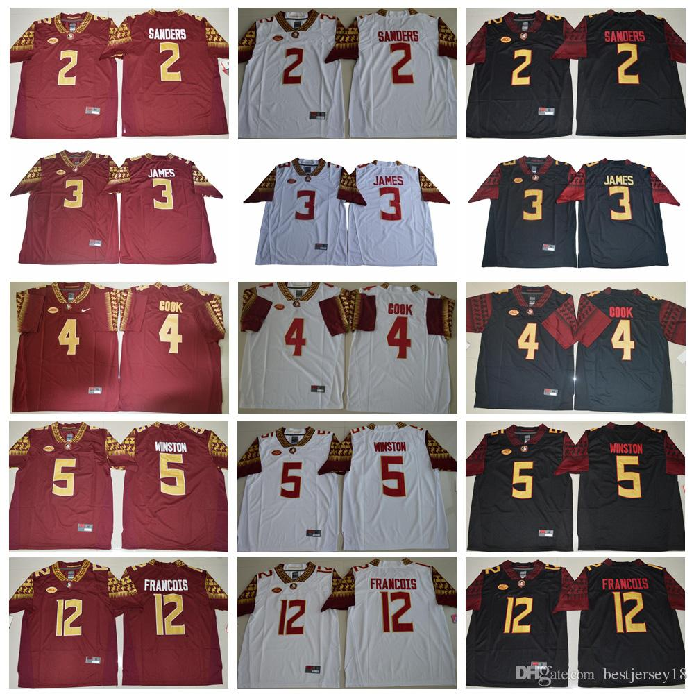 NCAA Mens Florida State Seminoles 2 Deion Sanders 3 Derwin James 4 ... 60c56d767