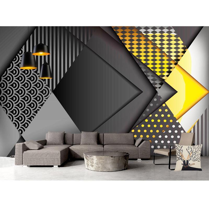 Acheter Home Decor Papiers Muraux 3d Salon Chambre Papel Parede