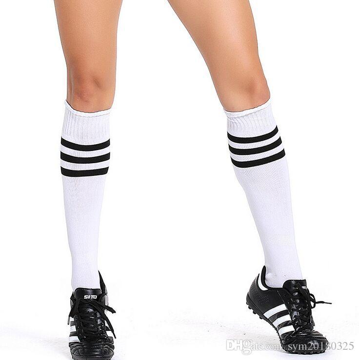 Costume Stripe Árbitros tipo split traje sexy mulher de futebol árbitro trajes Cosplay Estágio das mulheres Copa do Mundo