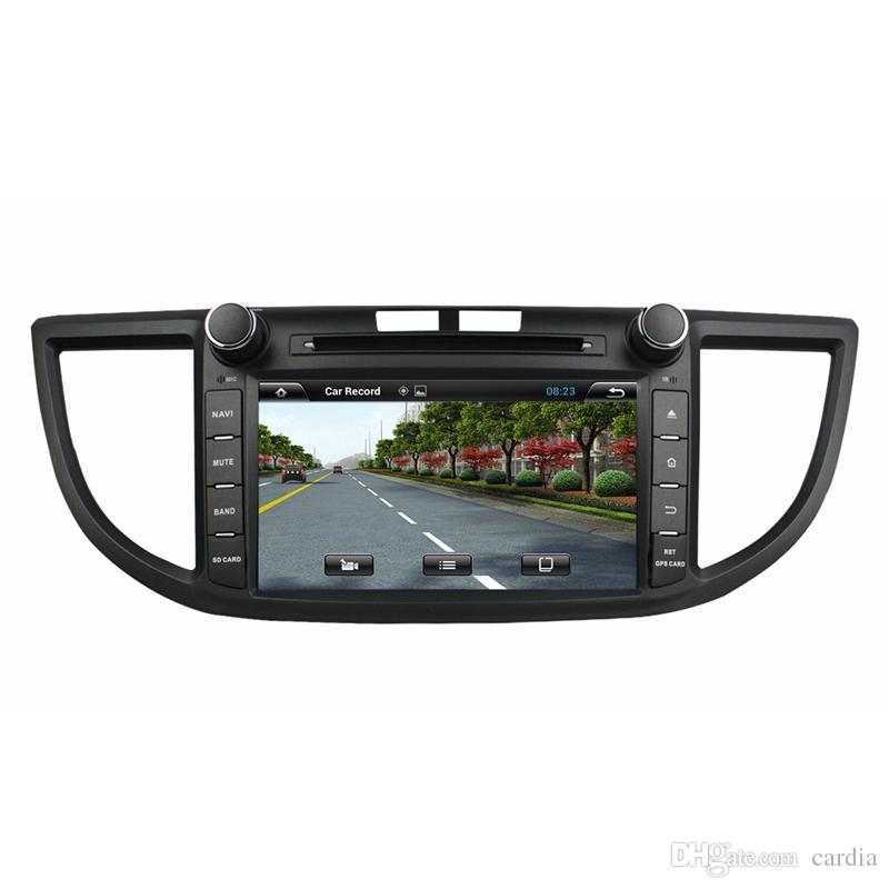 8inch Octa-core 2GB RAM Andriod 6.0 Car DVD player for Honda CRV 2012 with GPS,Steering Wheel Control,Bluetooth,Radio