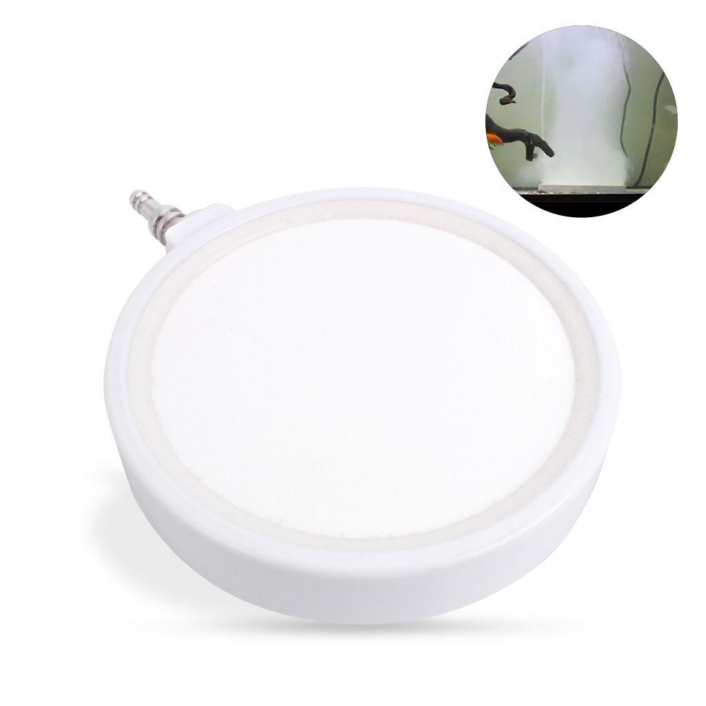 Аквариумные рыбы танк пузырь диффузоры чайник круглые воздушные камни для аквариума Аквариум 4,25 * 0,75 дюйма