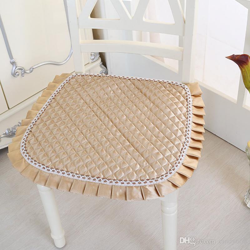 Grosshandel Europaischen Stil Luxus Esszimmer Stuhl Tuch Sitzkissen
