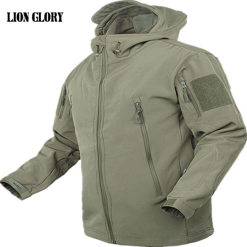 Classic Camouflage Coat Military Jacket Waterproof Windbreaker Raincoat Marines Clothes Jacket Men Sniper Jackets And Coats
