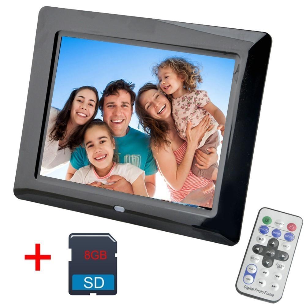 Großhandel 8 Zoll Digital Bilderrahmen 8 Gb Led ...