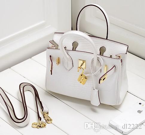 2018 classic fashion handbags lizard pattern platinum bag handbags new products for fall and winter European and American style skin pattern