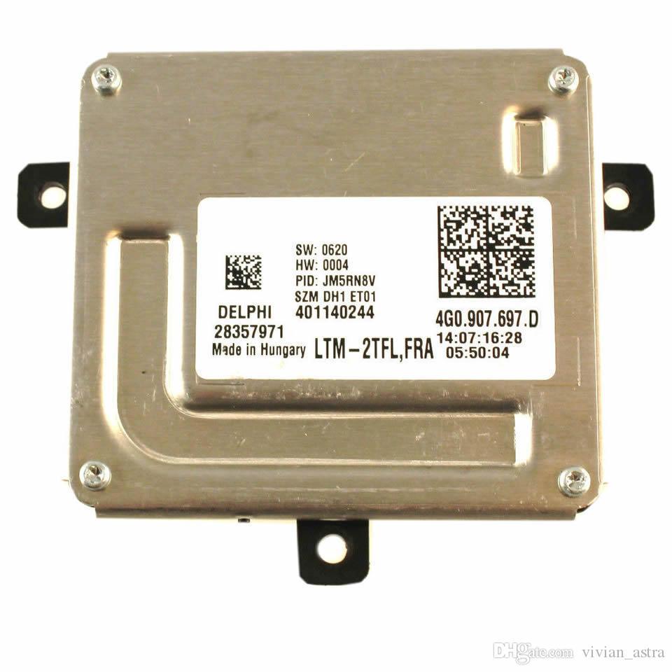 orginal usado LED farol HID lastro para Audi A3 A4 A5 Skoda S3 quattro 28.357.987 401.140.244 4G0907697D 4G0.907.697.D