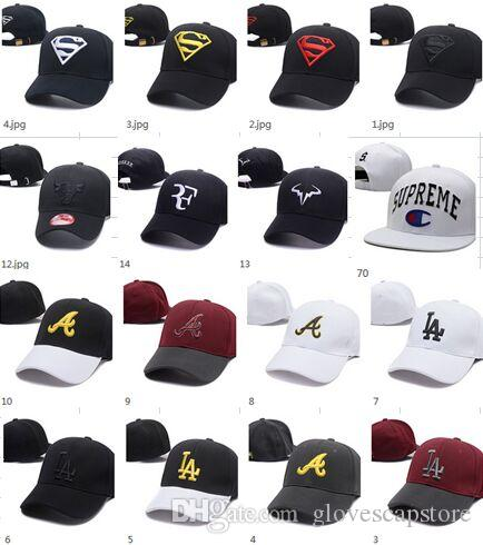 2911a20d195 2018 Champion Cap Superman Peaked Cap Design Snapback Hats Cap Cayler    Sons Snapbacks Snap Back Baseball Sports Caps Hat Adjustable Army Hats  Custom Caps ...