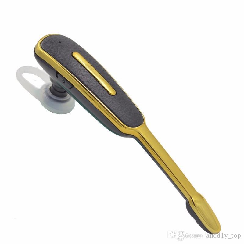 HM1000 Bluetooth-Kopfhörer Sport-Ohr-Haken-drahtloser Kopfhörer Ohrhörer-Stereo- Auriculares-Geschäfts-freihändige Kopfhörer mit Kleinpaket