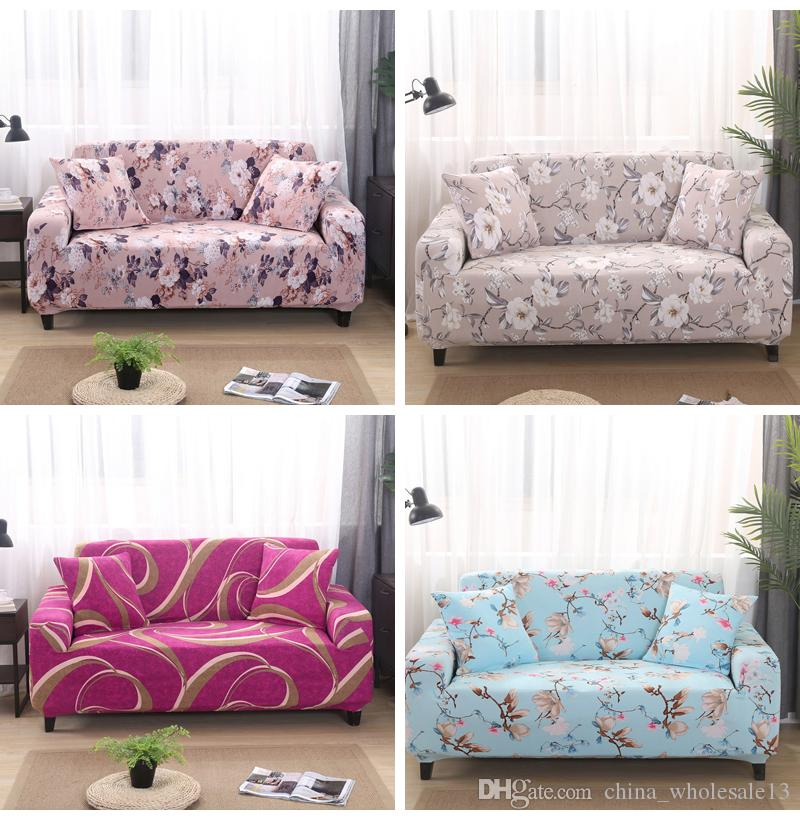 Universal Size Seater Printing Stretch Sofa Cover Sofa Covers