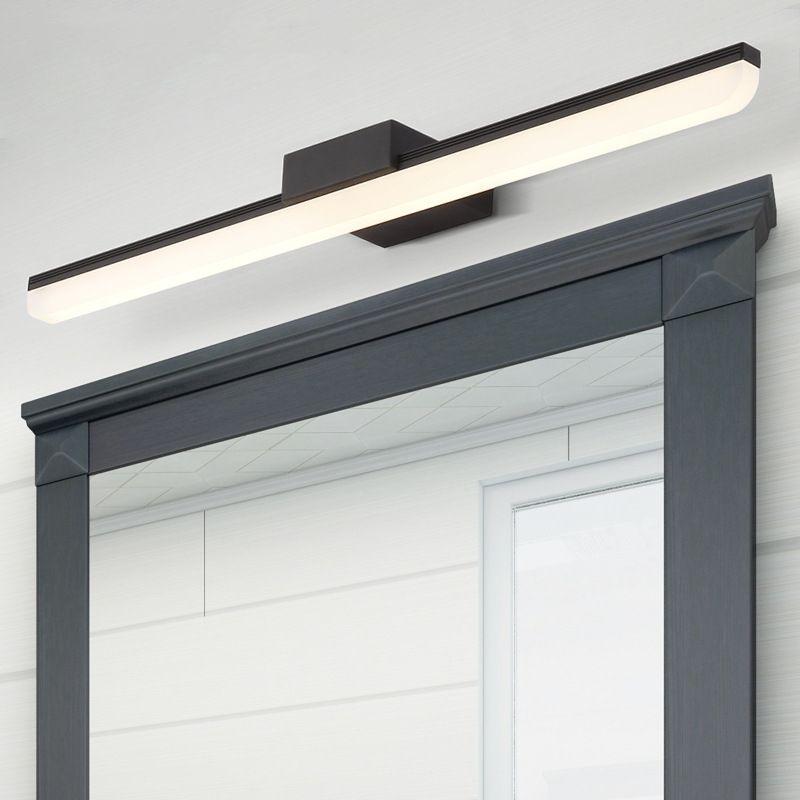 Acheter Nordic Miroir Lampe Salle De Bains Applique Murale LED ...
