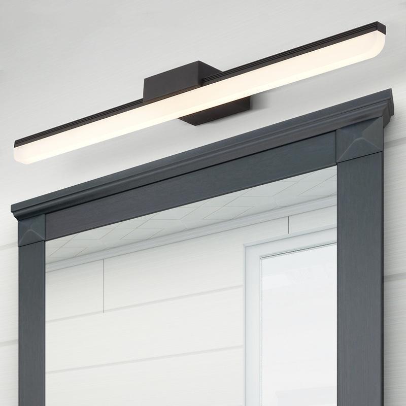 Großhandel Nordic Spiegelleuchte Badezimmer Wandleuchte LED ...