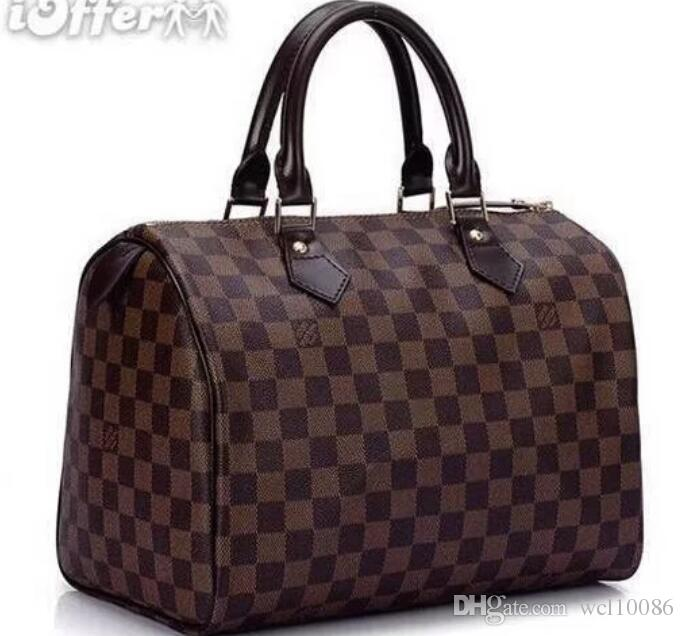 New Arrive  Boston Bags Luxury Brand European And American Fashion ... e2300680ee3a