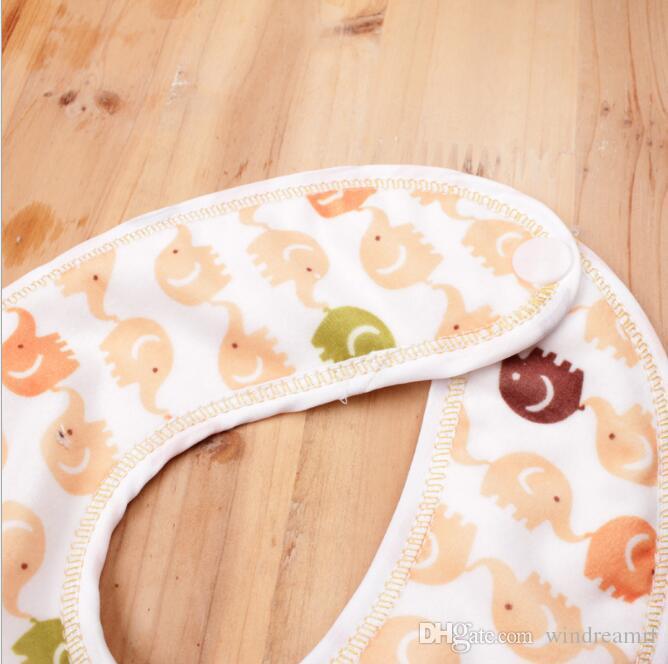Bebek Önlükler Bandana Önlükler Bebekler için Pamuk Geğirmek Bezler Bebek Besleme