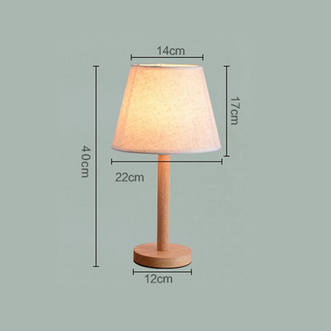 Table Chevet Moderne Us Linge Minimaliste Lampe De 110 Étudiant En Japonais Plug Eu Bois V 220 E27 Creative Ac Chambre VMUzqSp