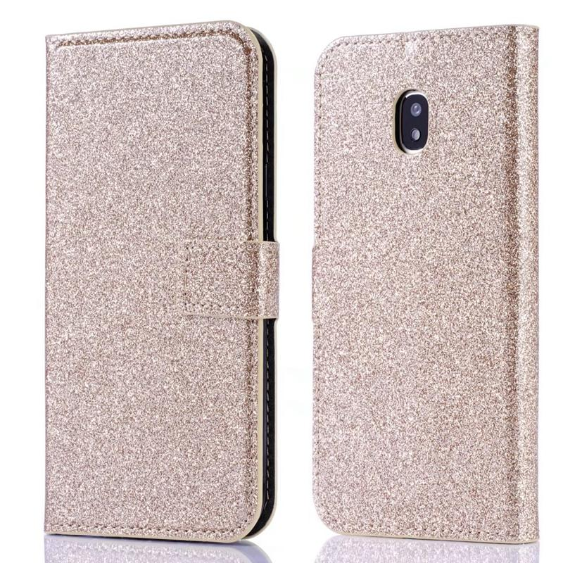 Leather Wallet For Iphone XS MAX XR XS X Samsung Galaxy J3 J5 J72017 Europe Butterfly Glitter Card Slot Flip Cover Luxury Bling Sparkle