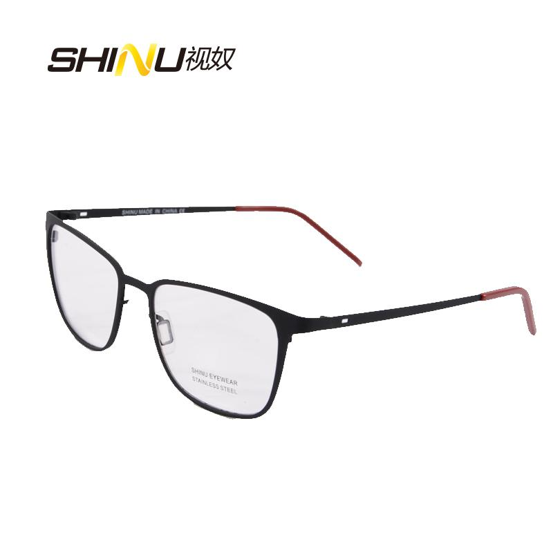 2018 New Women Eyeglasses Frame Black/Blue/Purple Spectacle Frames ...