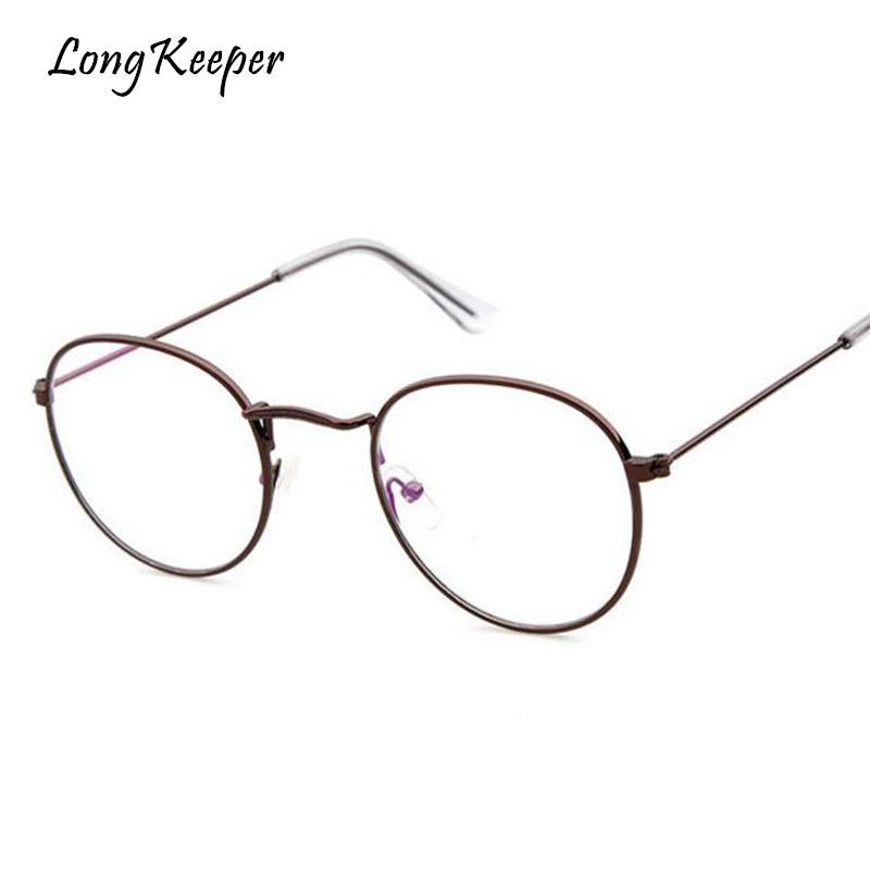 Compre Longo Goleiro 2018 Mais Recente Moda Oval Óculos Para Mulheres  Homens De Leitura Computador Trabalho Gafas Senhoras Elegantes Eyewears  Oculos De Grau ... 0d6d4c7217