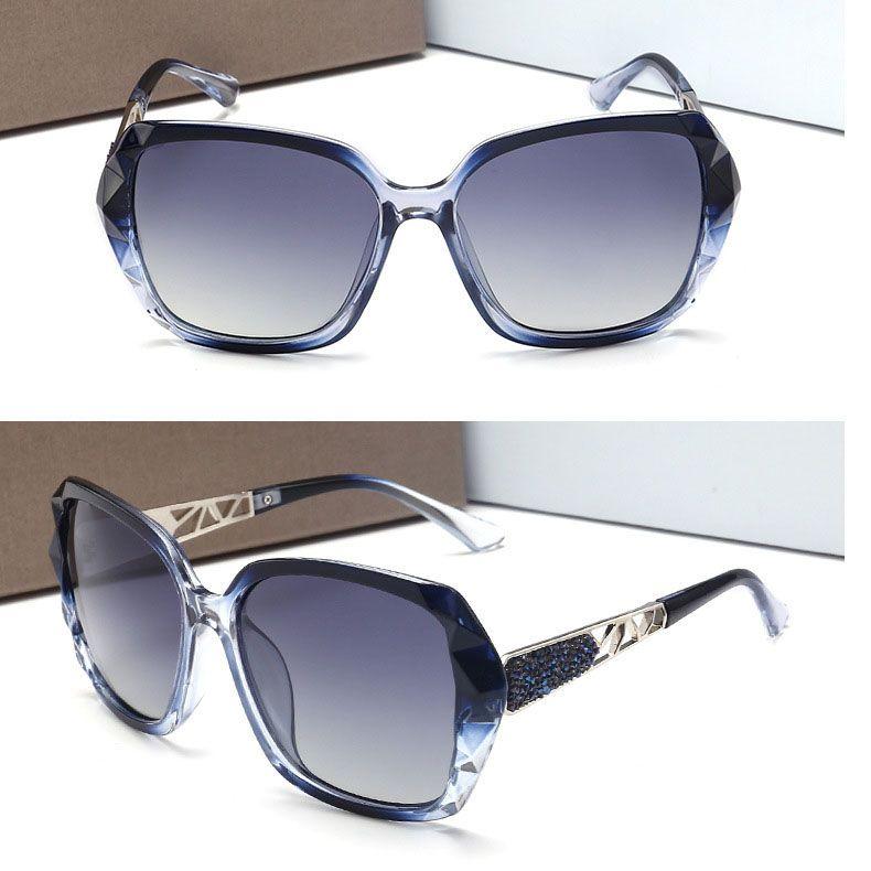 76f566b602d1d Compre Big Frame Óculos De Sol Para As Mulheres 2018 New Oversized Praça 4  Cores Marca Óculos De Sol Designer De Moda Feminina Tons Oculos De  Luxury glasses ...